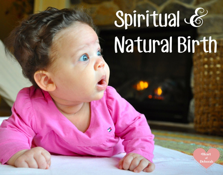 spiritual and natural birth