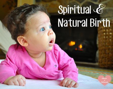 spiritual and natural birth