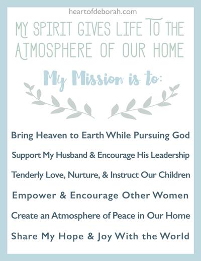 my personal mission statement essay