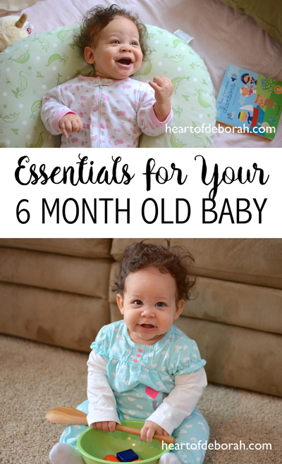 6 Month Old Baby Items I Couldn T Live Without As A Parent