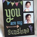 Chalkboard Decorating – Fresh // Personalized // 3-Dimensional