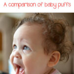Finger Foods – Comparing Baby Puffs