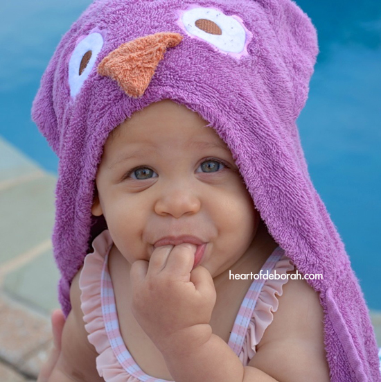 5 tips for your baby's first swim lessons. Heart of Deborah