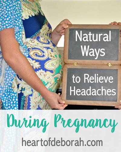 Natural Remedies For Sinus Headache During Pregnancy