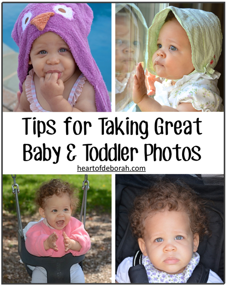 5 Tips for How to Take Great Toddler Photos