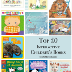 10 Interactive Children's Books