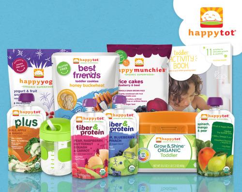 Happy Tot Grow & Shine Toddler Milk, Happy Family Giveaway