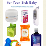 Products for Sick Baby