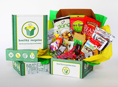 Healthy Surprise Boxes Review