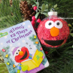 Kid Made Ornaments Inspired by Sesame Street