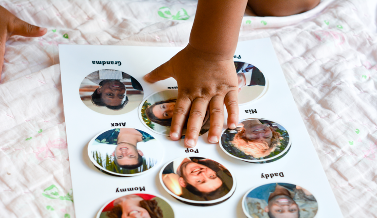 Kids Live Far Away From Family? Stay Connected with this Name Game!