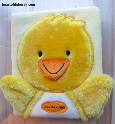 Little Chick's Bible Review