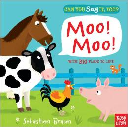 Books for Teaching Animal Sounds to Kids