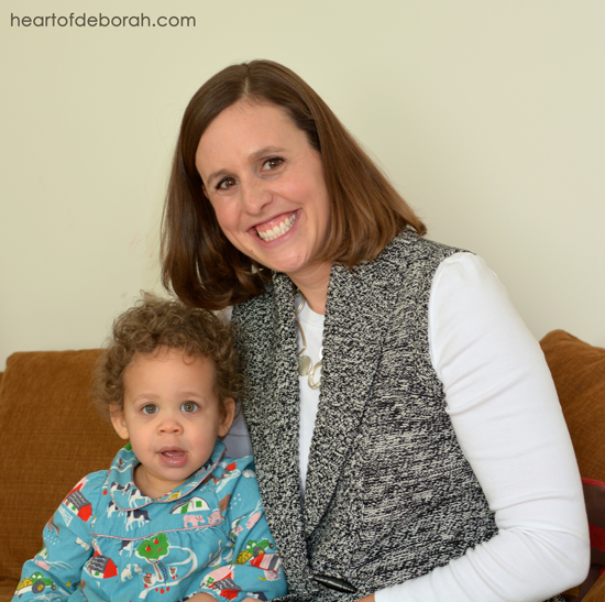 At Home With Graco® Heart of Deborah