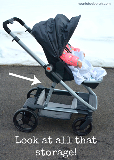 GB Evoq Travel System for Baby! A review of this great car seat and stroller system for parents.