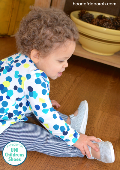 Buying children's shoes: Umi provides functional and adorable shoes for kids!