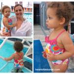 Toddler Swimming Tips & Garnet Hill Kids