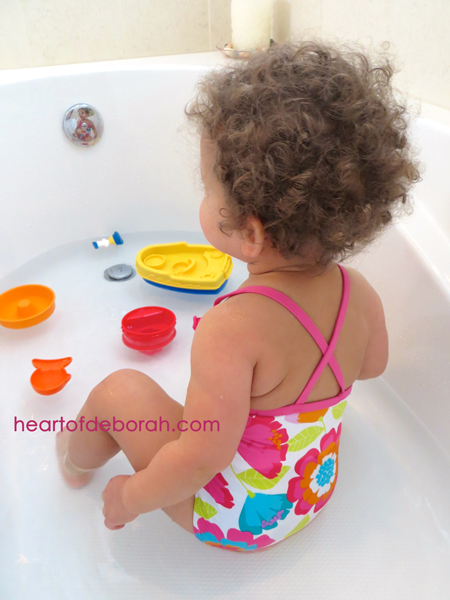 Get ready for summer with these 5 tips for toddler swim lessons. Encourage your child to love the water by keeping it fun and giving them simple choices. Heart of Deborah