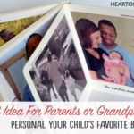 DIY Gift Idea For Parents From Kids