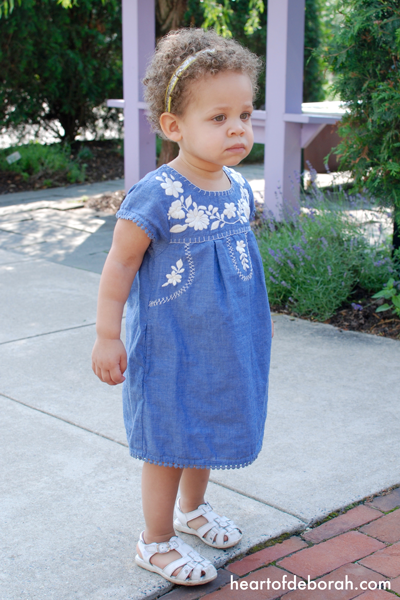 Summer styles for your toddler and kids. Garnet Hill Kids offers breezy dresses and colorful prints for your daughter's summer adventures!