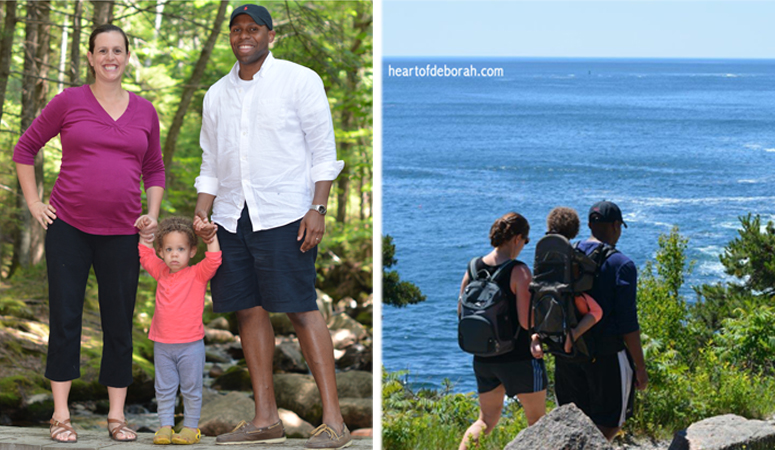Bar Harbor Family Vacation