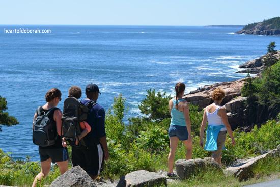 Hiking-Acadia