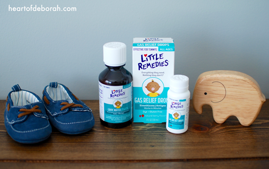 Need tips and tricks for soothing a gassy baby? We teamed up with Little Remedies to help mothers find information on gas and babies!