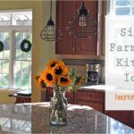 Simple Farmhouse Kitchen Ideas