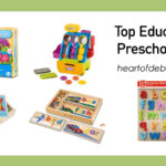 Toys for Preschoolers: Ages 2 to 3