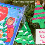 Easy Clay Kid's Ornament