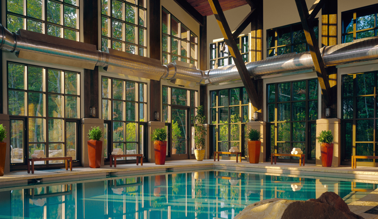 The Lodge at Woodloch Review