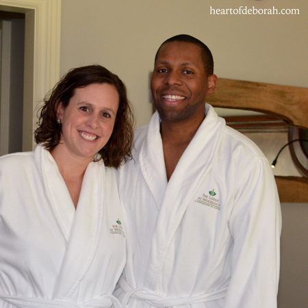 The Lodge at Woodloch Review: We recently celebrated our 5 year anniversary and had a wonderful time at this amazing destination spa resort!