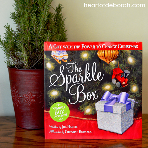 A unique way to how to teach your kids the true meaning of Christmas. Finding Jesus in Christmas with the Sparkle Box!