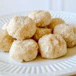 Raw Vanilla Coconut Macaroons Recipe