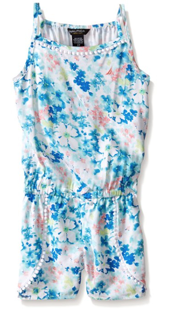 6c8409aa29e My Favorite Toddler Girl Rompers for Summer! I ve been on the hunt for.  Summer Flowers Romper Nautical