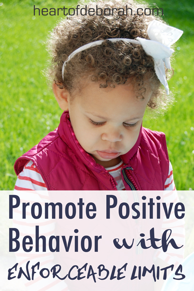 promote positive behaviour You can read this article in a selection of languages other than english how to encourage good behaviour in your child a positive and constructive approach is often the best way to guide your child's behaviour this means giving your child attention when he behaves well, rather than just applying consequences when he.