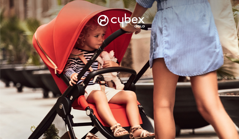 CYBEX Gold Line: Car Seats & Strollers