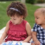 Sibling Play: Baby and Toddler Activities