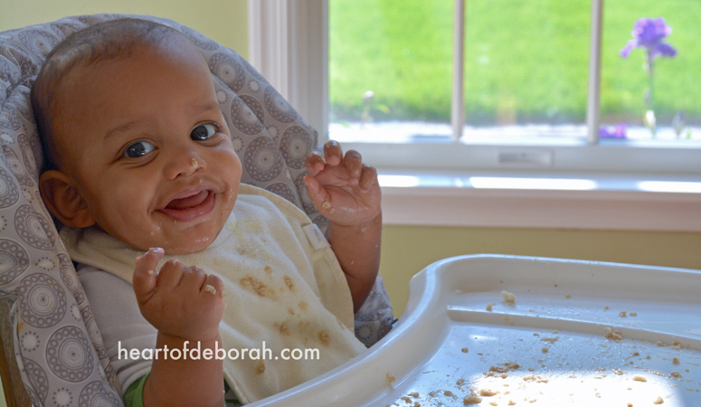 Baby Food Hacks to Save Money and Time