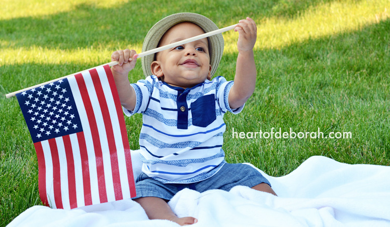 Looking for a fun way to introduce your kids to Independence Day? Here are 7 ways to help your kids celebrate 4th of July!