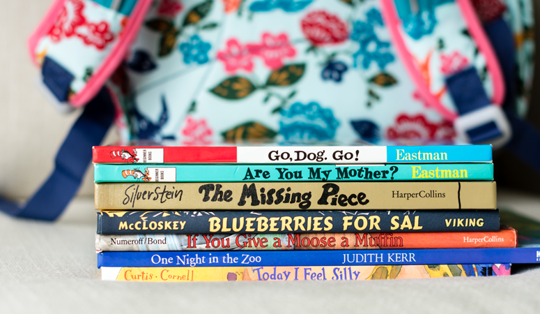 25 Classic & Adventurous Books for Preschoolers