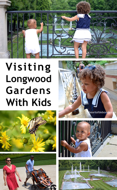 Planning a family fun activity this summer? Consider visiting Longwood Gardens with kids. Great outdoor activities and things for people of all ages to enjoy!