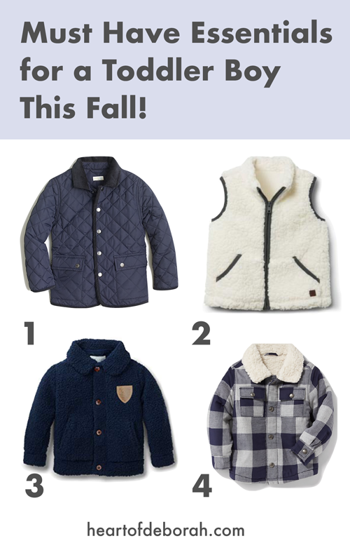 Here are some of the cutest boys clothes for this fall! Adorable jackets and cats for boys plus 3 money saving tips when buying children's clothes!