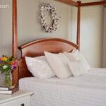 Farmhouse Bedding From Garnet Hill & Eileen Fisher