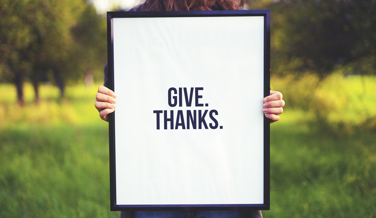 Need more peace or joy in your life? Here are 3 reasons why practicing thankfulness will change your life and impact your emotional and spiritual wellbeing. Plus action steps to put it into practice!
