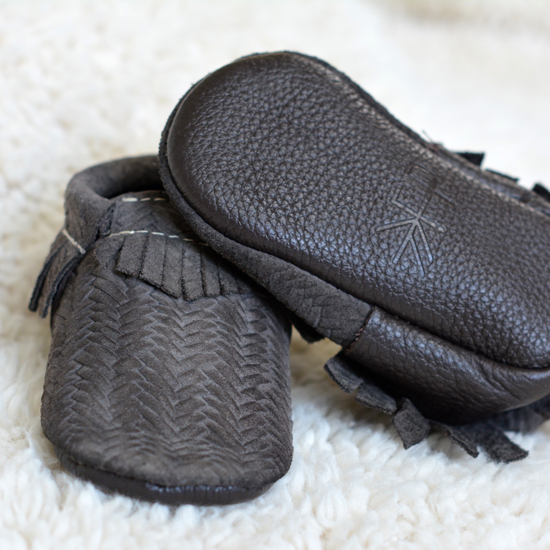 Our baby boy recently took his first steps and we love Freshly Picked moccasins for our baby's first pair of shoes. They are best for walkers, ready more and be sure to enter the giveaway!