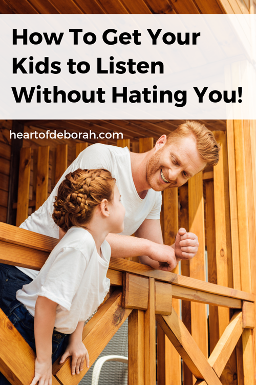 Not sure how to discipline your kids without being a harsh parent? Try setting boundaries with kids!