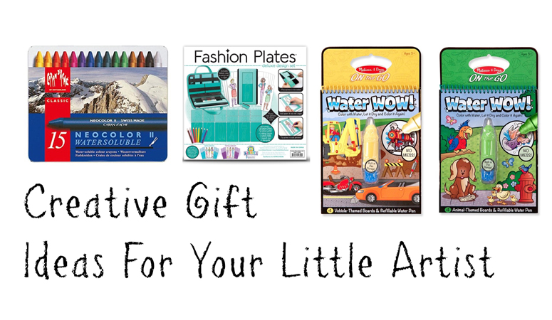 Best Gifts for Kids Who Love Arts and Crafts