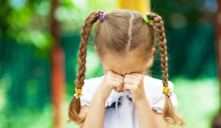 How to Help Kids Express Big Feelings! It's not easy when your child has a public meltdown. Here is a specific strategy for parents to teach their kids who have BIG emotions. Find an appropriate way to express negative emotions by using I-Statements.
