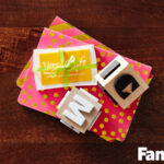 DIY Name Stamp Block